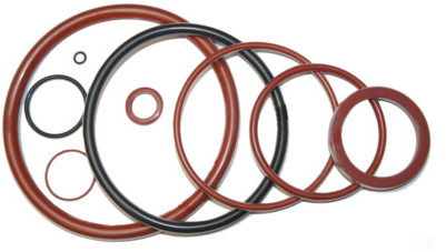 FEP - PFA encapsulated O-rings