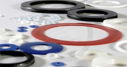 Arandelas en plásticos técnicos