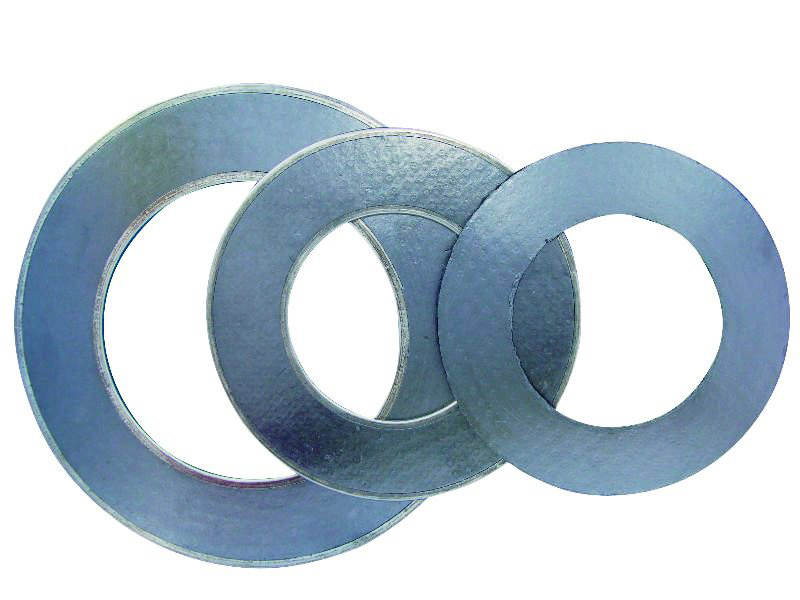 Graphite gaskets and seals