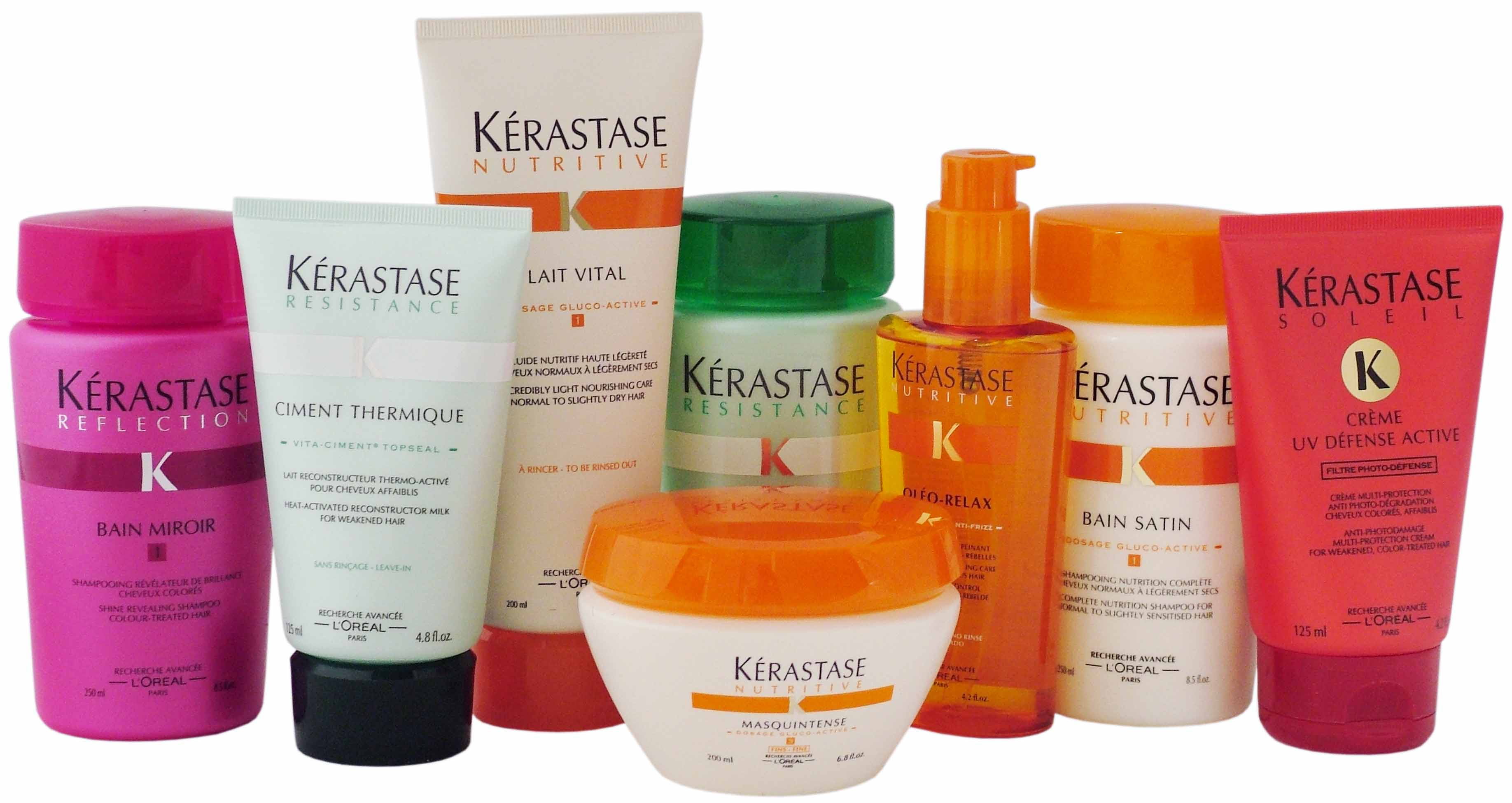 Productos Kérastase en Cosmetic Club