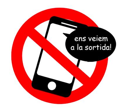 Giola, lliure de mòbils