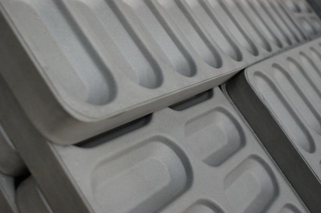Diseño y construcción de moldes y bandejas
