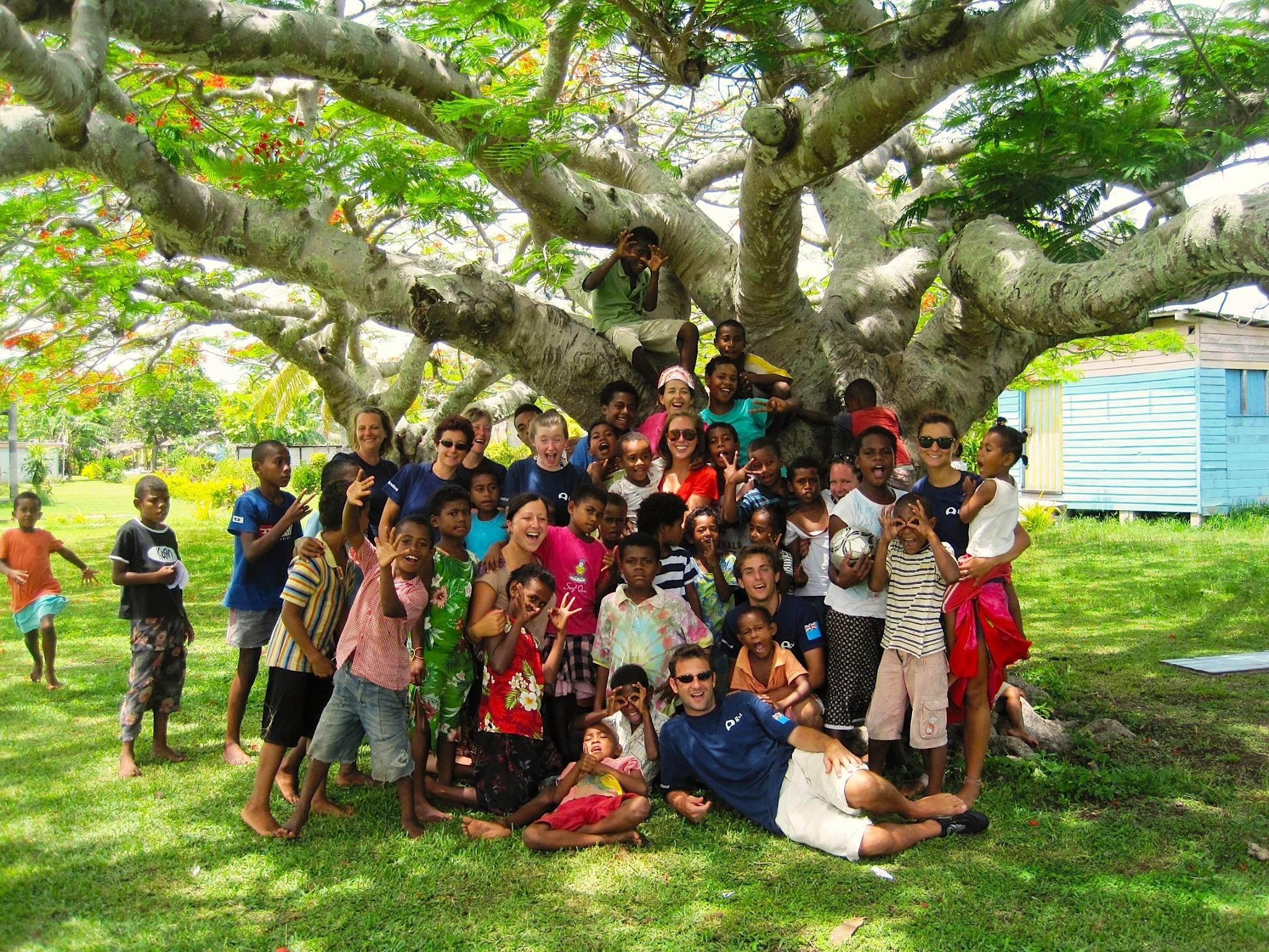 voluntariados y programas solidarios para grupos
