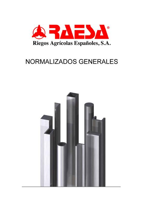 Cat logo perfiles normalizados perfiles normalizados for Perfiles de aluminio catalogo